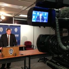 Photo taken at Wichita City Hall by Giovanni G. on 10/25/2012