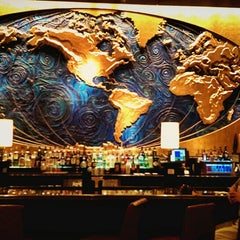 Photo taken at Lobby Bar by Allison L. on 7/17/2013
