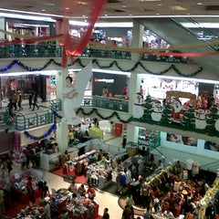 Photo taken at Mega Mall by Rendy C. on 1/5/2013
