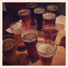 Photo taken at Kirkwood Station Brewing Co. by Megan L. on 1/12/2013