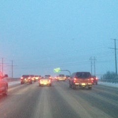Photo taken at I-25 North by Penny R. on 1/29/2013