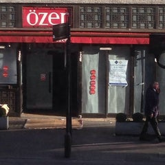 Photo taken at Özer Restaurant & Bar by Ryan B. on 1/2/2014