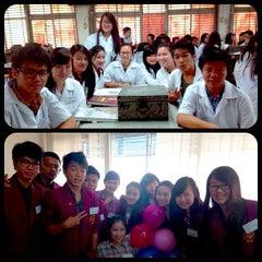 Photo taken at Fakultas Kedokteran by Nico O. on 9/20/2013