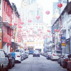 Photo taken at Chinatown by sandwiz on 2/28/2013