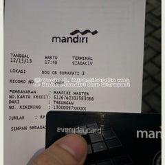Photo taken at Bank Mandiri by Yopie S. on 12/15/2013