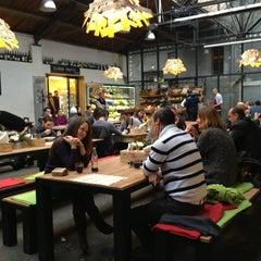 Photo taken at Wine Food Market by Zuzanna P. on 3/9/2013