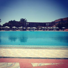Photo taken at Sonesta Pharaoh Beach Resort by Алина А. on 2/19/2013