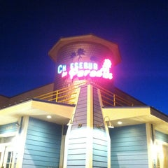 Photo taken at Cheeseburger in Paradise - California, MD by 🐼 on 1/27/2013