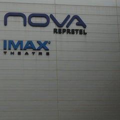 Photo taken at Nova Cinemas by Gabriel A. on 6/29/2013