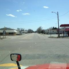 Photo taken at Minneola, KS by Gary P. on 4/19/2013