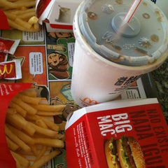 Photo taken at McDonald's by Camila F. on 12/26/2012