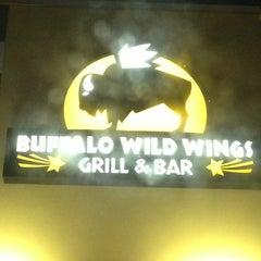 Photo taken at Buffalo Wild Wings by Michael B. on 1/26/2013