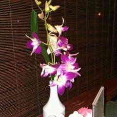 Photo taken at Jasmine Thai Restaraunt Sushi Bar by Jan C. on 1/27/2012