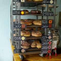 Photo taken at Doughnut Plant by Luis S. on 3/1/2012