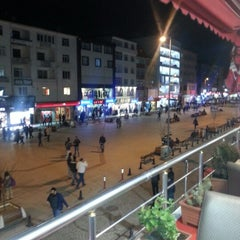 Photo taken at Sultanbeyli by Busra C. on 1/21/2013