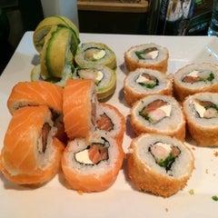 Photo taken at Tobu Sushi by Davor M. on 4/7/2014