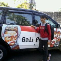 Photo taken at Bali TV by eka d. on 10/3/2012