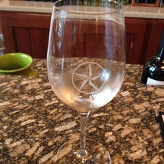 Photo taken at Duchman Family Winery by Cheng on 9/20/2013