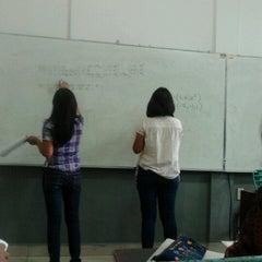 Photo taken at Universitas Methodist Indonesia by Lenni Tan D. on 1/16/2013