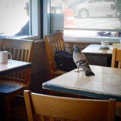Photo taken at Cafe Villaggio by Sorarosky on 8/1/2015