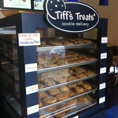 Photo taken at Tiff's Treats by Angel T. on 3/10/2013