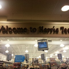 Photo taken at Harris Teeter by Ice W. on 12/28/2012