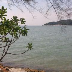 Photo taken at Marina Island by Fatihah B. on 4/20/2013