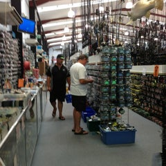 Photo taken at Fishing Tackle Australia by Don C. on 1/2/2013