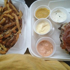 Photo taken at Dempsey's Burger Pub by Kurt on 12/7/2012