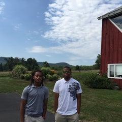 Photo taken at Hampshire College by zanetta on 8/15/2015