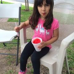Photo taken at Sweet Caroline's Snowballs by Amy C. on 6/6/2014