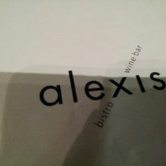 Photo taken at Alexis by Suzie A. on 10/24/2012
