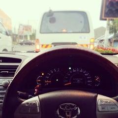 Photo taken at Bandar Indahpura, Kulai by Wan Nurul N. on 3/30/2014