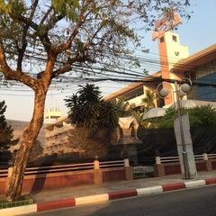 Photo taken at โรงแรมคิมซิตี้ (Hotel Kim City Lampang) by Khongsak T. on 3/18/2016