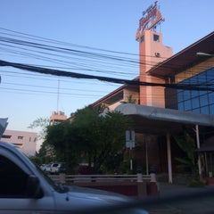 Photo taken at โรงแรมคิมซิตี้ (Hotel Kim City Lampang) by Khongsak T. on 12/14/2015
