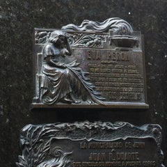 Photo taken at Eva Peron's Grave by Marisa A. on 11/16/2012