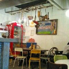 Photo taken at Fat Spoon Café by Joanne L. on 9/26/2012