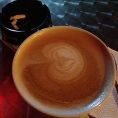Photo taken at The Coffee Place by Joy L. on 3/22/2013