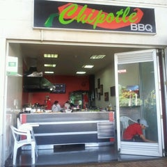 Photo taken at Chipotle BBQ by Rafa P. on 1/8/2013