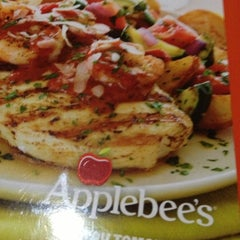 Photo taken at Applebee's by Mike B. on 1/14/2013