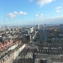 Photo taken at Hilton London Metropole Hotel by Austin C. on 3/3/2013
