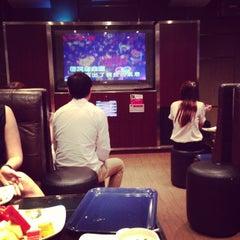 Photo taken at Neway Karaoke Box by Chee Z. on 3/21/2013