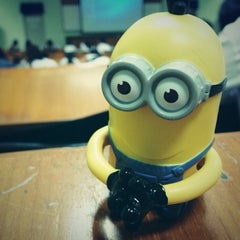 Photo taken at ศูนย์เรียนรวม 3 (Lecture Hall 3) by Dreammiie 🐣 on 7/15/2013