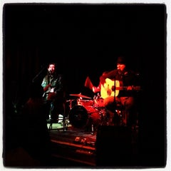 Photo taken at Curtain Club by Tony E. on 10/28/2012