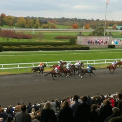 Photo taken at Keeneland by Omar A. on 10/21/2012