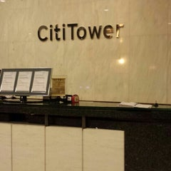 Photo taken at Citibank Tower by Josef Y. on 10/11/2013