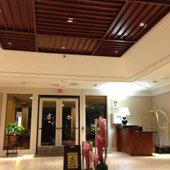 Photo taken at Sheraton Sunnyvale Hotel by Casandra R. on 2/25/2013