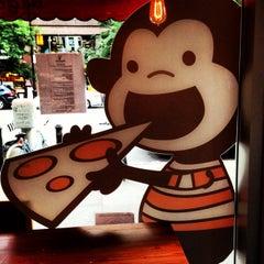 Photo taken at Rigoletto Pizza by Pamela P. on 8/5/2013
