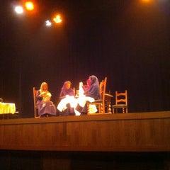 Photo taken at Teatro Gutiérrez de Alba by Lucia S. on 6/11/2013