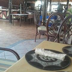 Photo taken at Ghanaian Village Restaurant by Steve K. on 11/10/2013